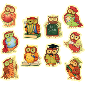 Owl Accents from Susan Winget Image