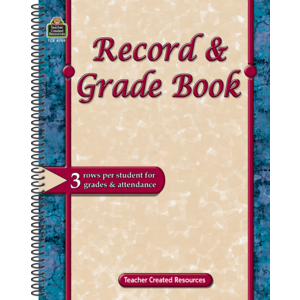 TCR4709 Record & Grade Book Image