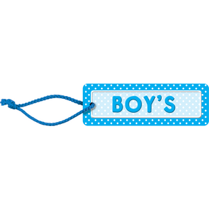 TCR4755 Polka Dots Boys Hall Pass Image