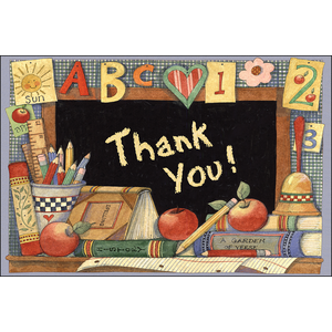 TCR4812 Thank You Postcards from Susan Winget Image