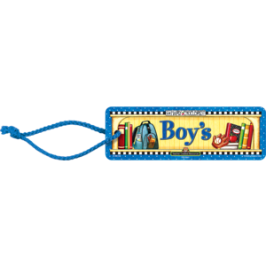 Boy Pass from Mary Engelbreit Image