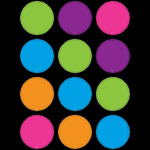 Bright Circles Mini Accents Image