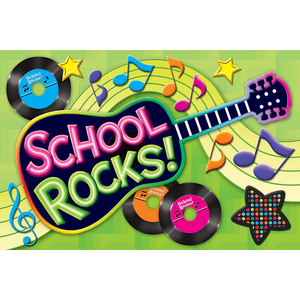 TCR5266 School Rocks Postcards Image