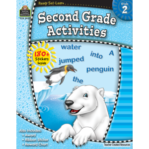 Ready-Set-Learn: Second Grade Activities Image