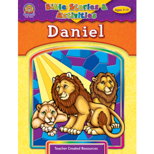 TCR7055 Bible Stories & Activities: Daniel Image