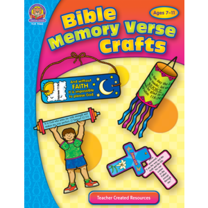 TCR7062 Bible Memory Verse Crafts Image