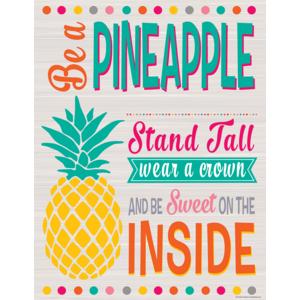 TCR7563 Tropical Punch Be a Pineapple Chart Image