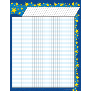 TCR7672 Starry Night Incentive Chart Image