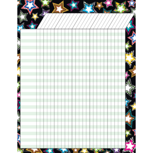 TCR7749 Fancy Stars Incentive Chart Image