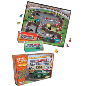 TCR7826 Super Speedway Game Grade 4-5 Image