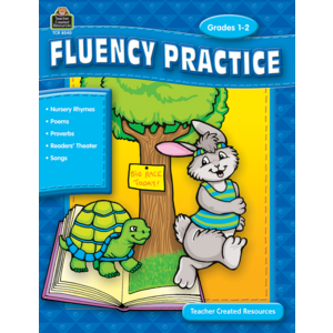 TCR8040 Fluency Practice, Grades 1-2 Image