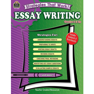 TCR8058 Strategies That Work! Essay Writing, Grades 6 & Up Image