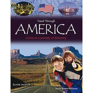 TCR8277 Travel Through: America Image