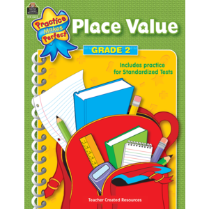 TCR8602 Place Value Grade 2 Image