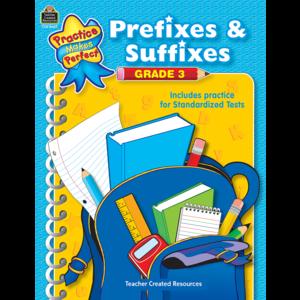 TCR8607 Prefixes & Suffixes Grade 3                          Image