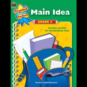 Main Idea Grade 4 Image