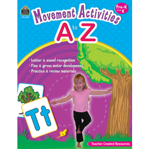 TCR8757 Movement Activities A to Z Image