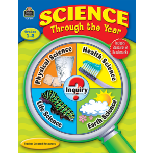 TCR8771 Science Through the Year, Grades 1-2 Image