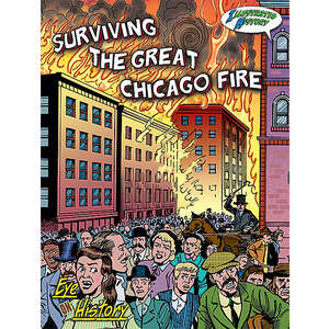 TCR945490 Surviving the Great Chicago Fire                             Image