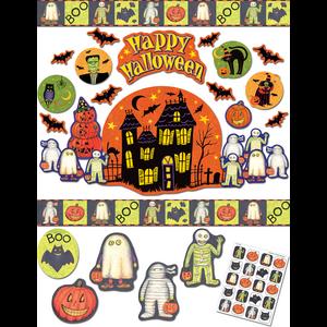 TCR9985 SW Happy Halloween Set Image