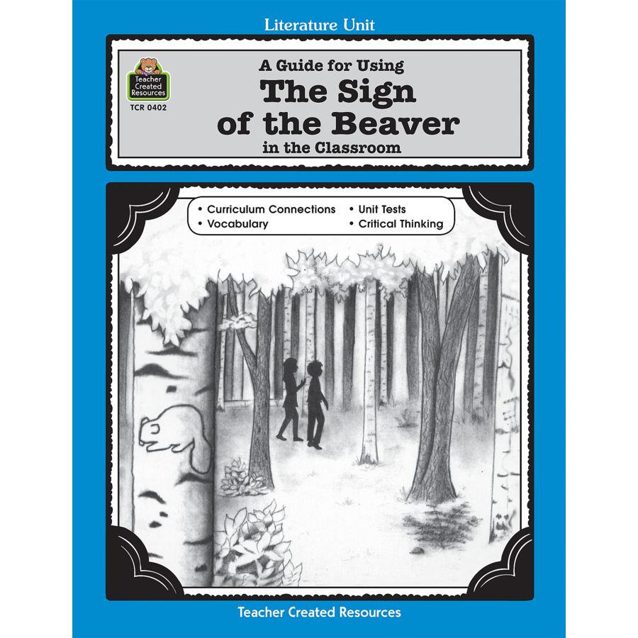 Worksheets Teacher Created Materials Inc Worksheets a guide for using the sign of beaver in classroom tcr0402 image