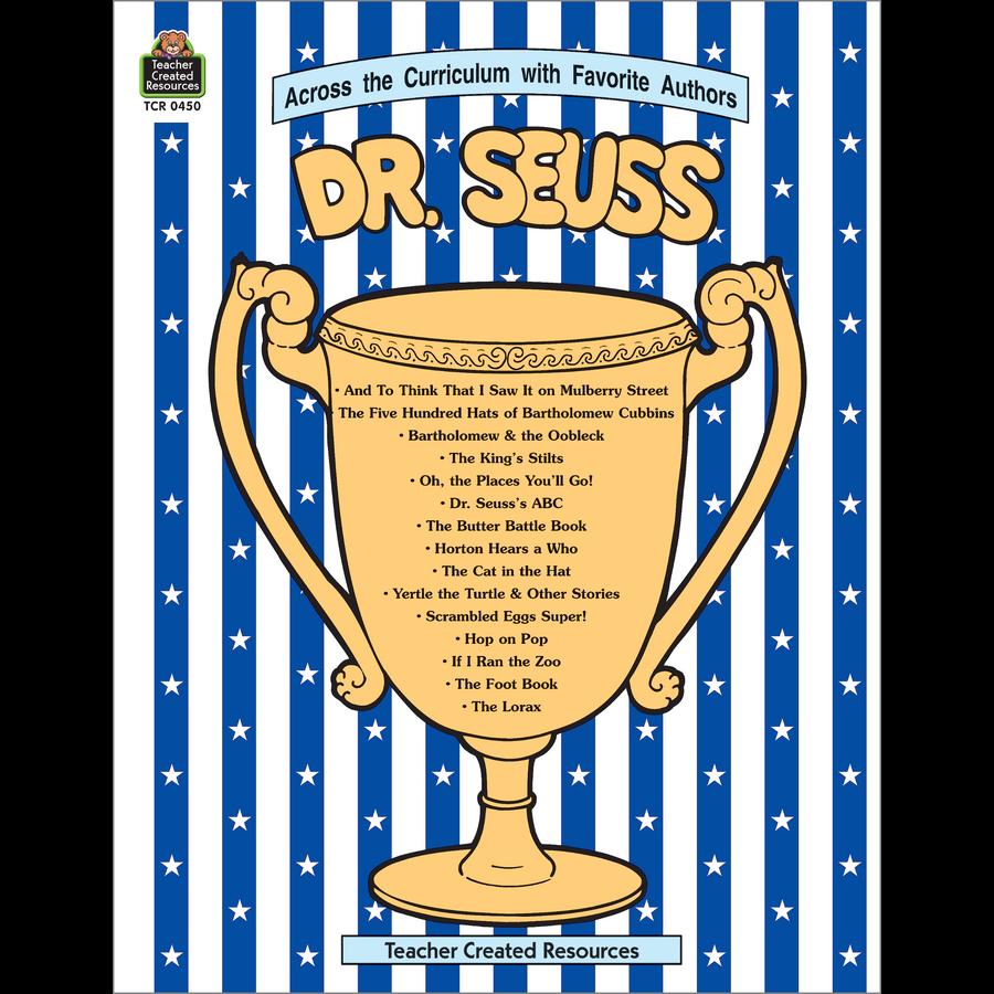 Dr seuss favorite authors