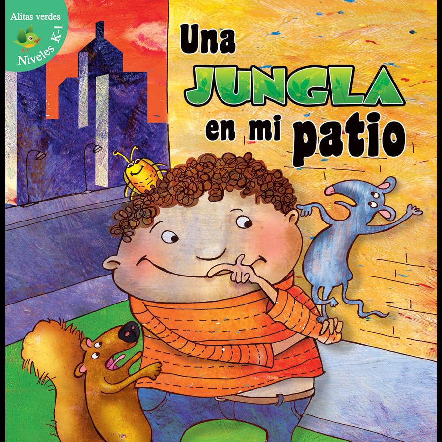 Una jungla en mi patio - TCR105172 | Teacher Created Resources