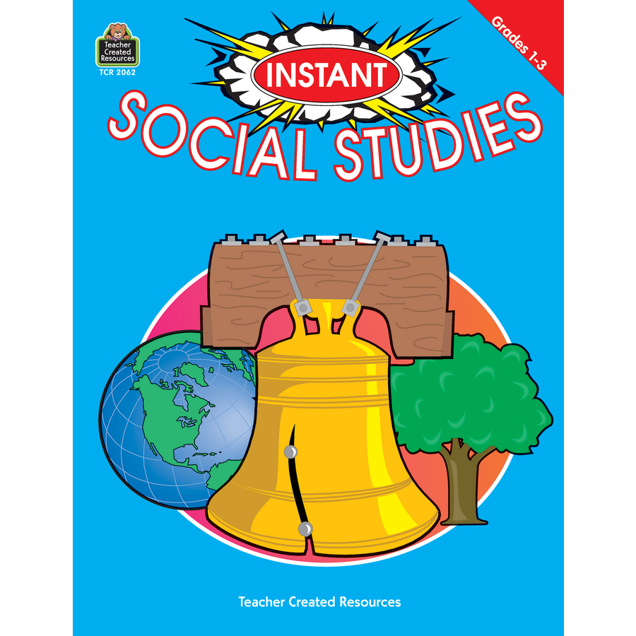 Instant Social Studies - TCR2062 « Products | Teacher Created ...