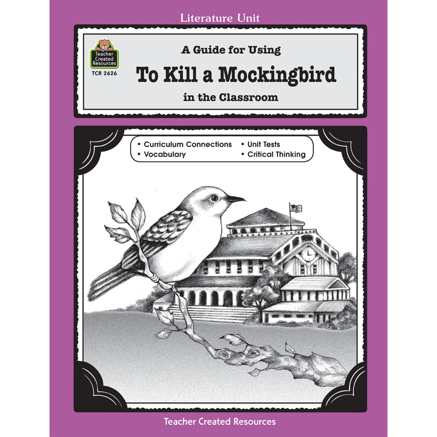 Teaching To Kill A Mockingbird - Lawteched