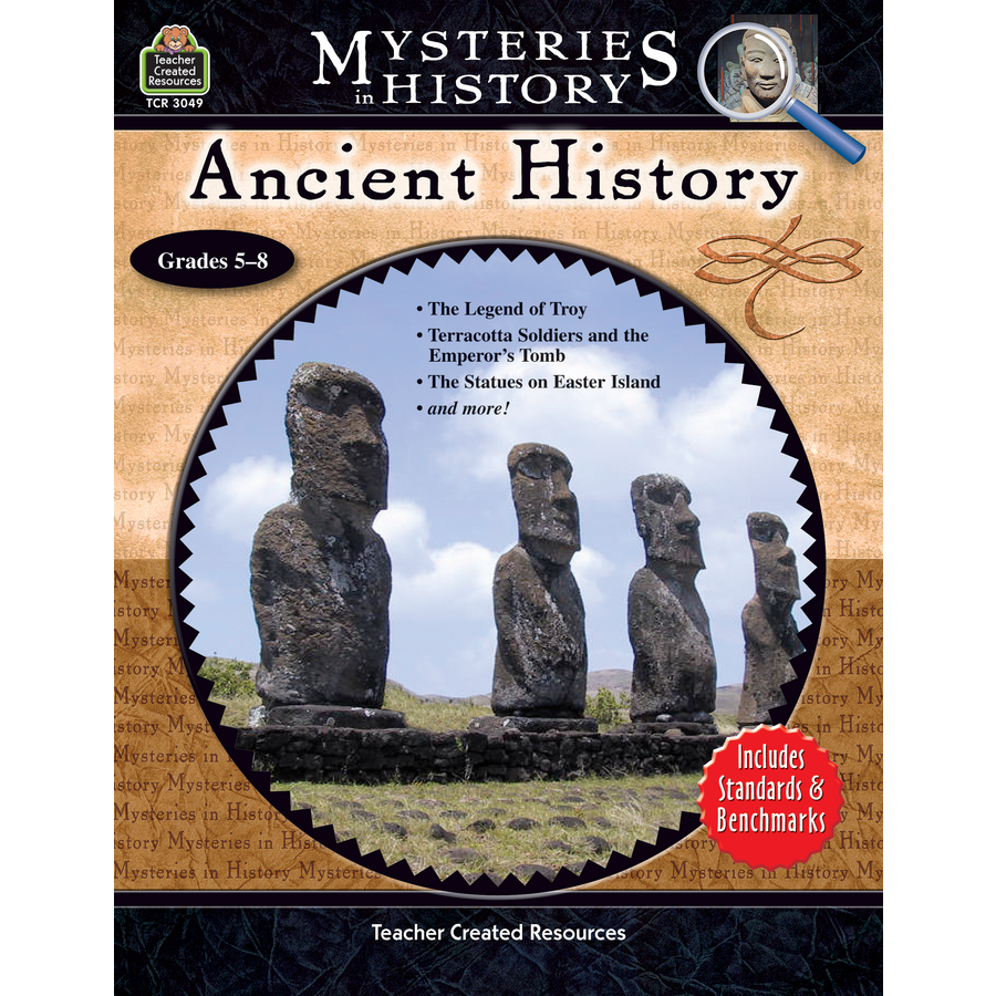 Ancient History Classroom Decorations ~ Mysteries in history ancient tcr teacher