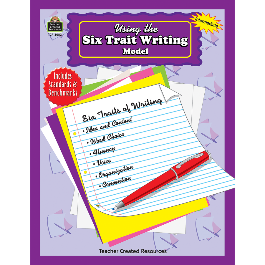 what are the six traits of writing Find lessons, videos, and training for the 6 traits of writing learn how to introduce and implement the traits into any k-12 literacy classroom.