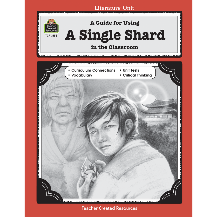 """a single shard With """"a single shard,"""" seattle children's theatre offers important lessons presented in a beautifully realized production adapted by local writer robert schenkkan from linda sue park's newbery award-winning book, this is the tale of an orphaned boy in 12th-century korea, who with dignity."""