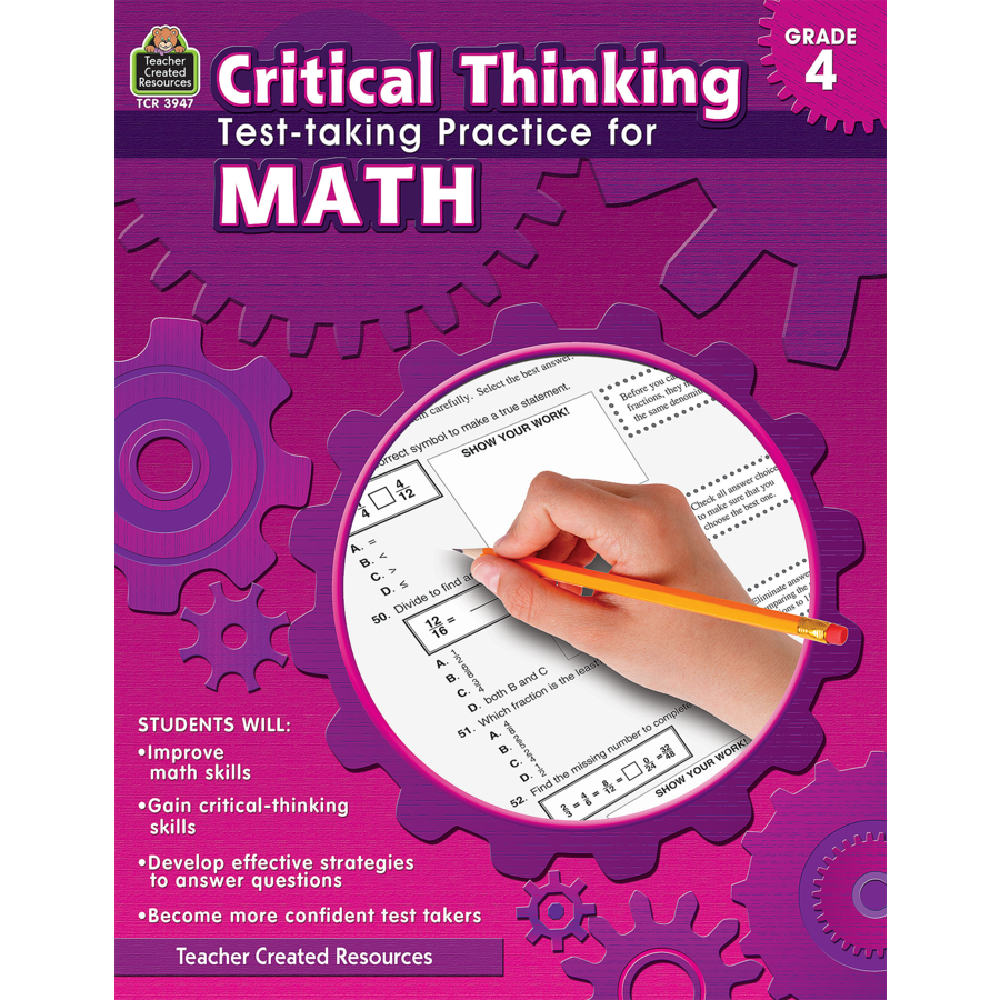 critical thinking practice tests