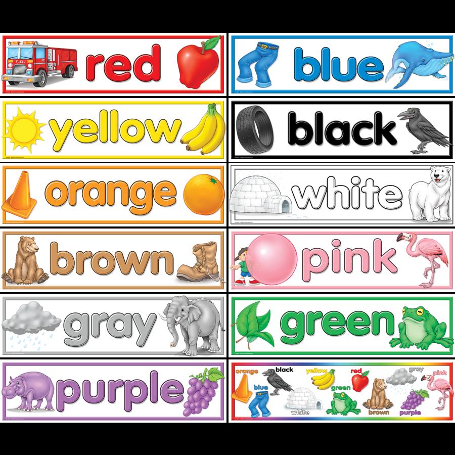 WLS Headliners - headliner color chart |Headliner Color Chart