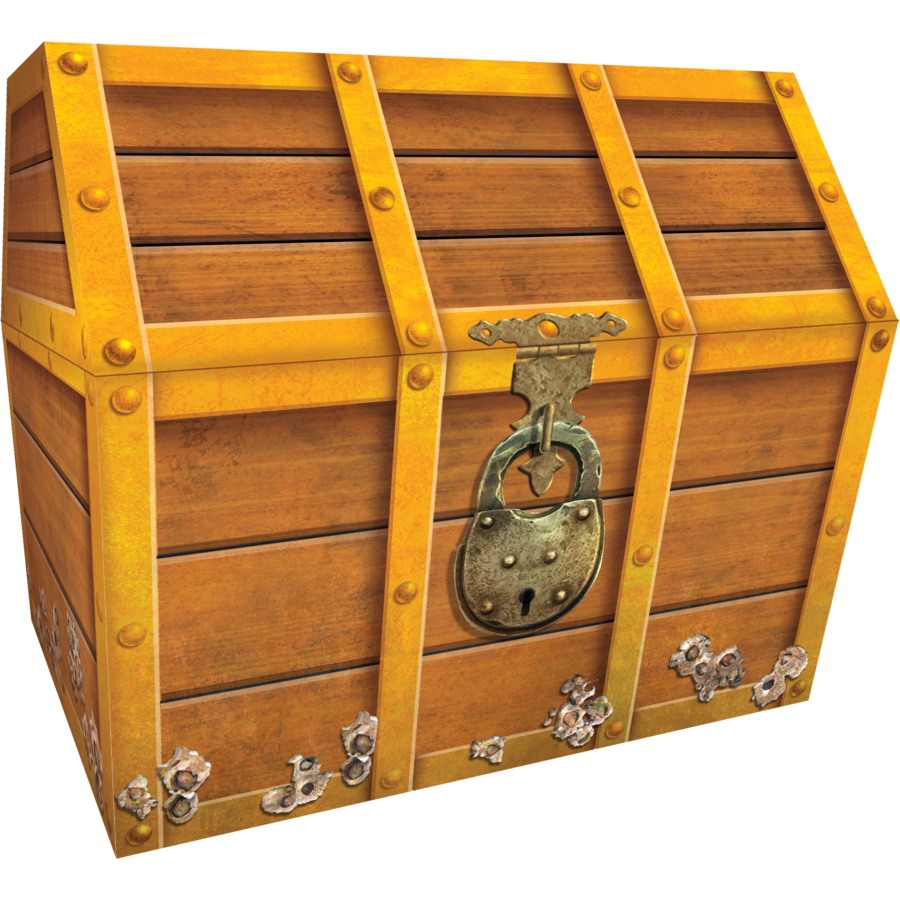 Treasure chest tcr5048 teacher created resources for Storage treasures