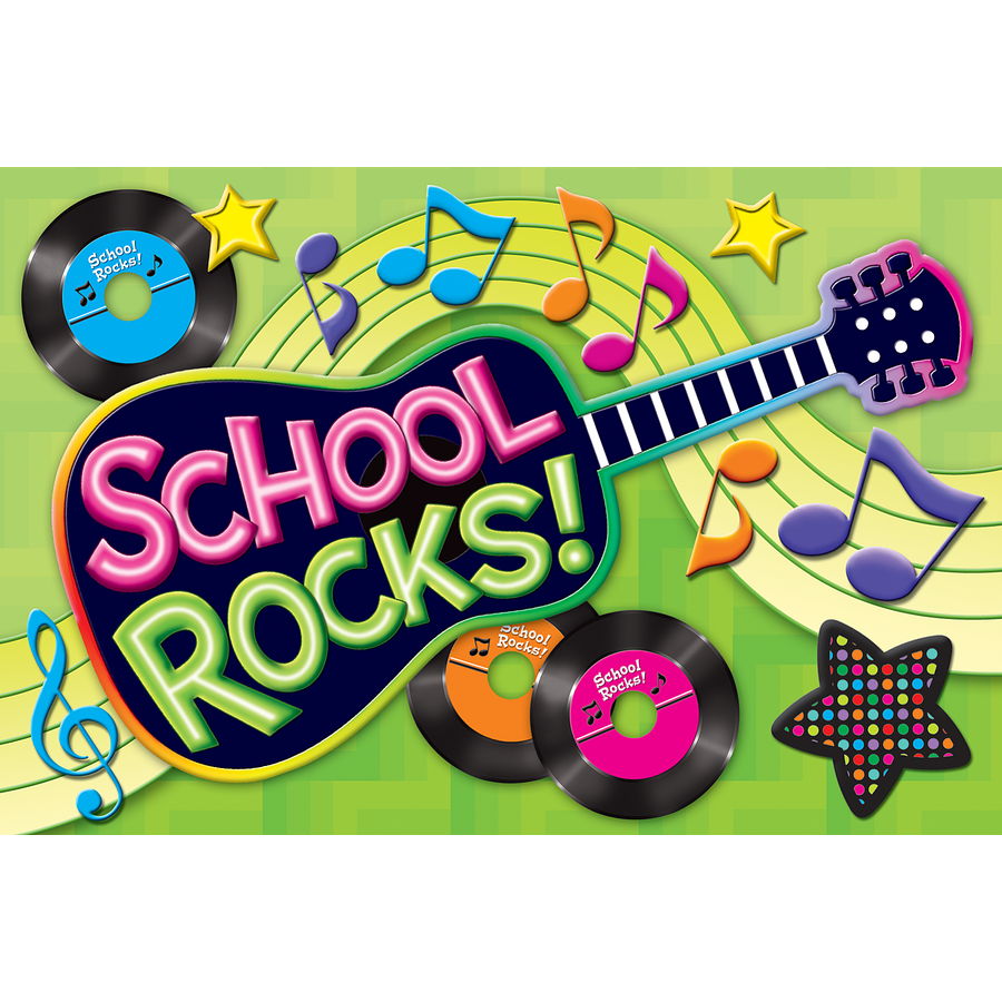 School Rocks Postcards - TCR5266 | Teacher Created Resources