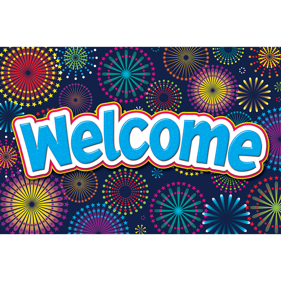 Fireworks Welcome Postcards 5460 on Latest Common Core Writing Standards