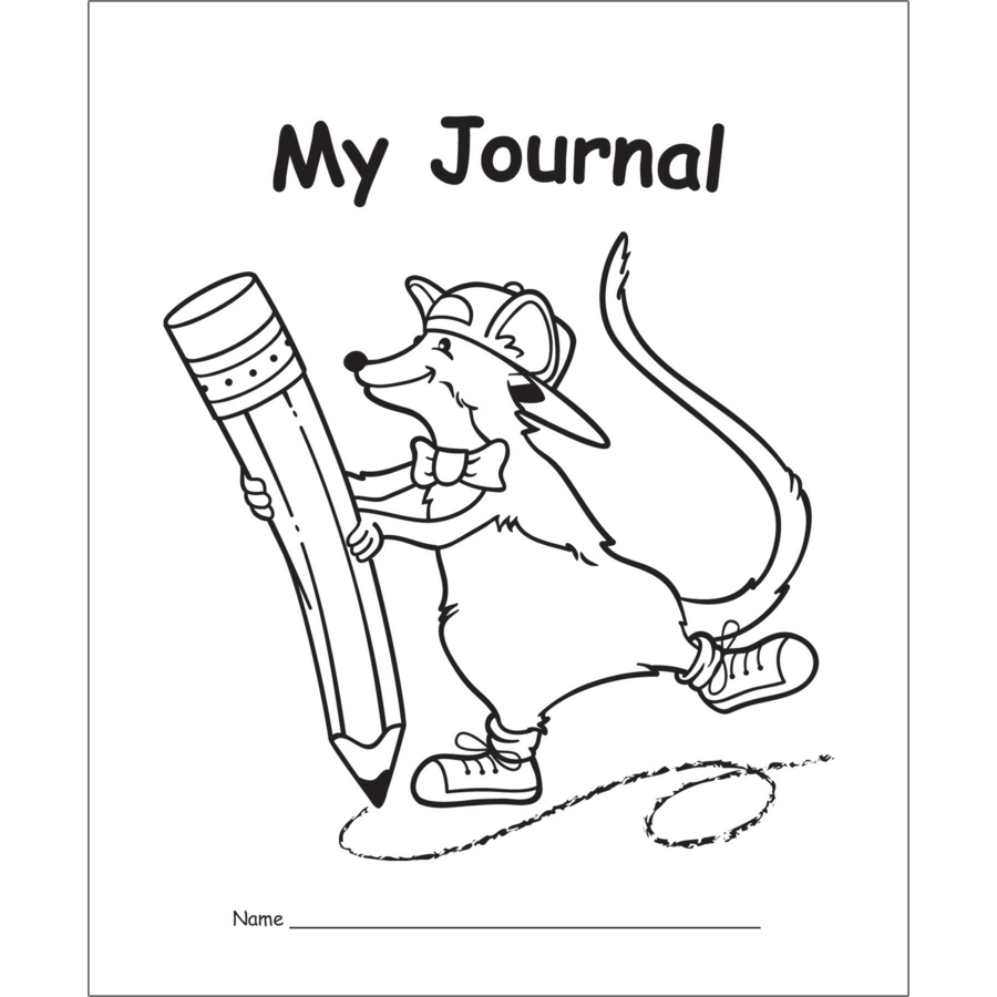 My Own Journal Primary - TCR60143