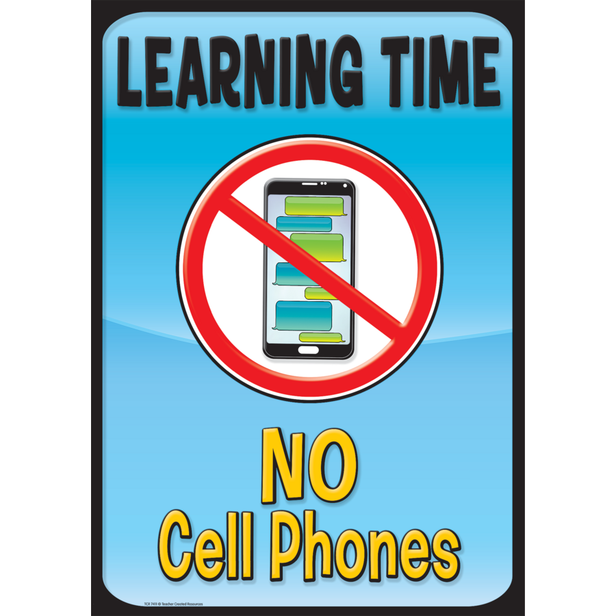 Image result for no cell phones