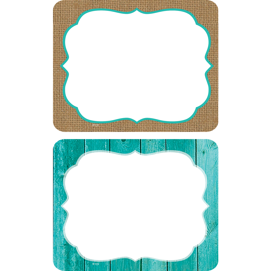 Shabby Chic Name Tags Labels 77195 on Latest Write Your Name
