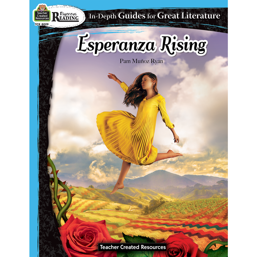 esperanza rising Get this from a library esperanza rising [pam muñoz ryan] -- esperanza thought she'd always live with her family on their ranch in mexicoshe'd always have fancy dresses, a beautiful home, and servants.