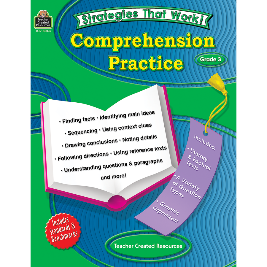 how to develop comprehension skills