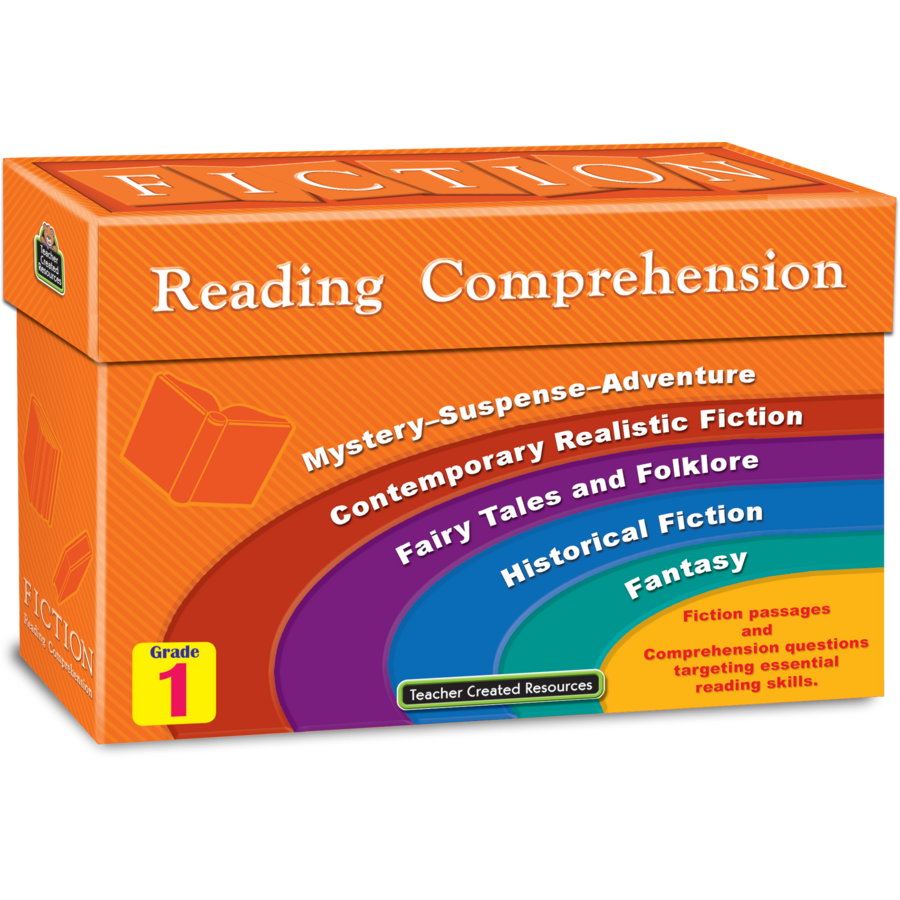 Fiction reading comprehension cards grade 1 tcr8871 teacher tcr8871 fiction reading comprehension cards grade 1 image robcynllc Image collections