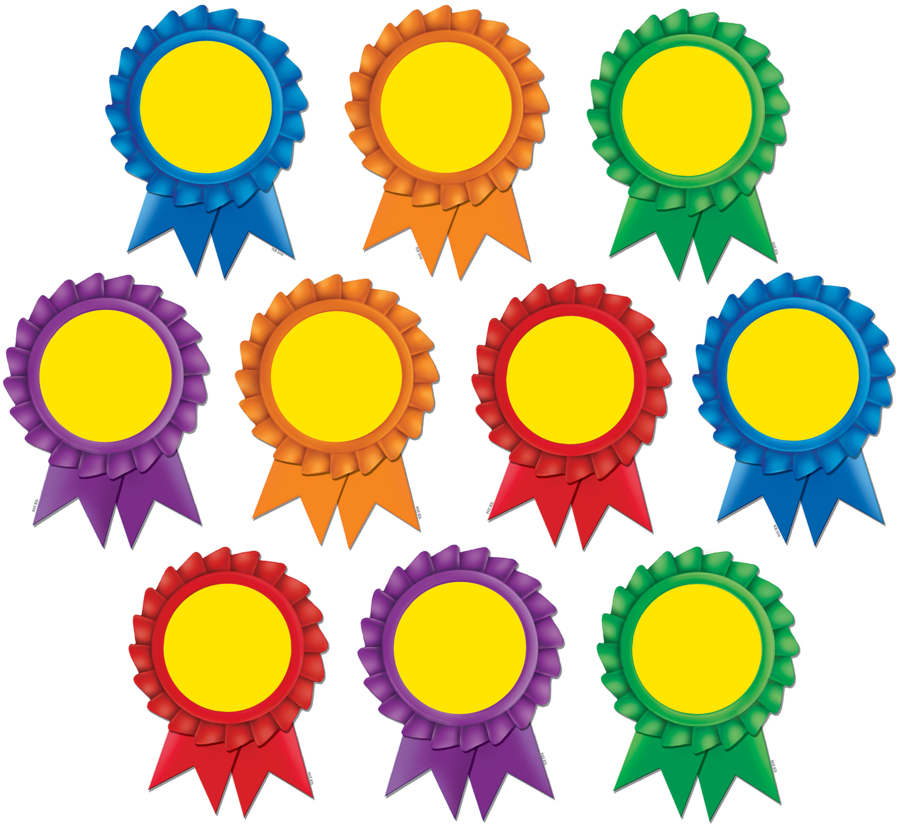 Ribbon Awards Accents - TCR5114 « Products | Teacher ...