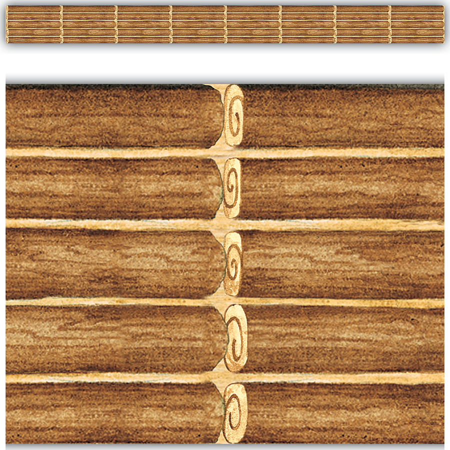 Rustic retreat straight border trim from debbie mumm for Rustic retreat