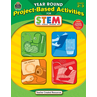 TCR3027 Year Round Project-Based Activities for STEM Grade 2-3
