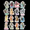TCR3460 Ranger Rick Stickers