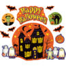 TCR4796 Happy Halloween Bulletin Board from Susan Winget