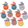 TCR4882 Medals Accents
