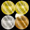 TCR4911 Medals Wear 'Em Badges